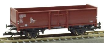 PSK 2758 TT-Offener Güterwagen Ep. IV, eingestellt bei der DR