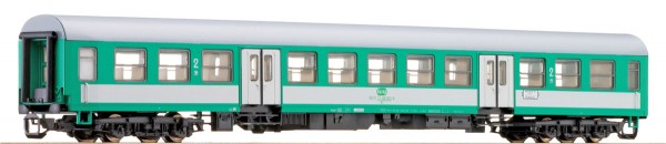 Tillig 13669 TT-Reisezugwagen 2. Klasse Ep. V, eingestellt bei der PKP
