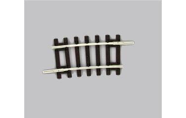 """Piko A-Gleis, 55251 H0 - Gebogenes Gleisstück """"R1 - 360mm/7,5°"""" für DC-Gleissystem"""
