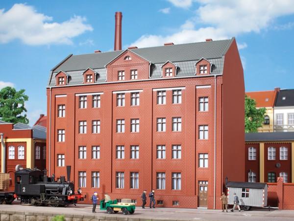 Auhagen 11424 H0-Modellbausatz, Verwaltungsgebäude