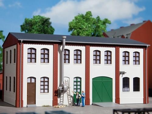 Auhagen 80707 H0-BauKastenSystem / Bauteile: Wände 2322E, 2323G & 2322F geputzt