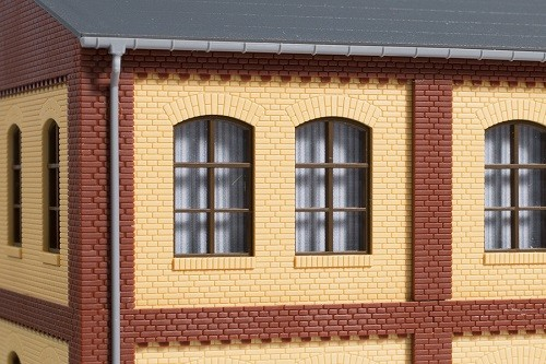 Auhagen 80625 H0-BauKastenSystem / Bauteile: Wände 2532C gelb