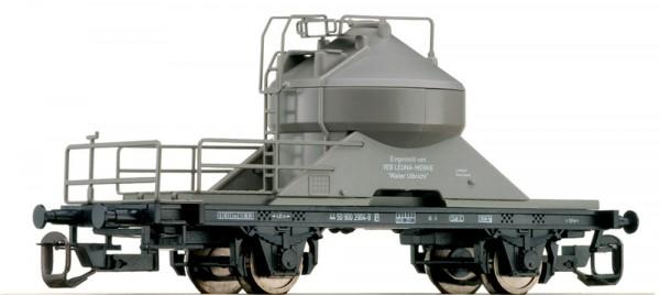 """Tillig 14725 TT-Quarzsandwagen Ep. IV, der """"Leuna-Werke"""", eingestellt bei der DR"""