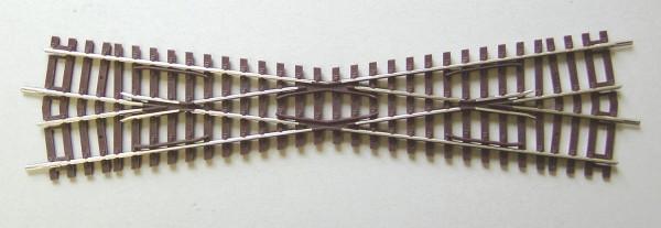 "Piko A-Gleis, 55240 H0 - Kreuzung ""K15"" für DC-Gleissystem"