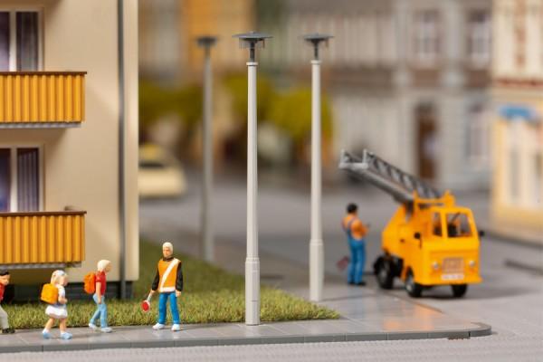 Auhagen 41661 H0-Ausgestaltungs-Zubehör, Straßenlampen