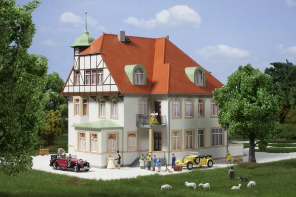 Auhagen 11443 H0-Modellbausatz, Fabrikantenvilla