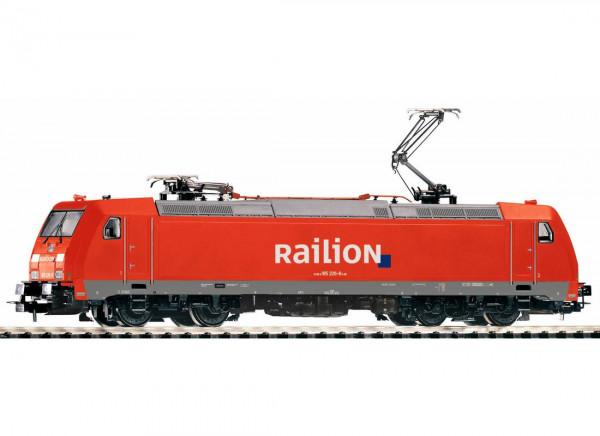 """Piko 59540 H0-DC-Elektrolokomotive BR 185.2 Ep. VI, der """"DB-Railion"""", eingestellt bei der DBAG"""