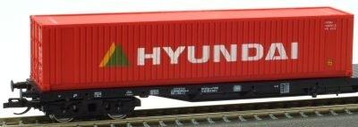"PSK 6826 TT-Ladegüter, 40ft-Container, ""Hyundai"""
