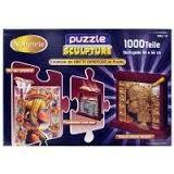 """puzzleSCULPTURE (universal) 20050 Puzzle + Sculpture """"Nofretete"""""""