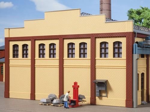Auhagen 80622 H0-BauKastenSystem / Bauteile: Wände 2410C gelb