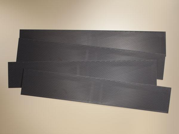 Auhagen 41631 H0 4-Dekorplatten, Schieferdachplatten