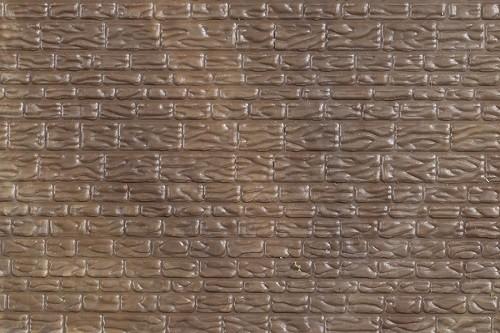"""Auhagen 52237 H0/TT 2-Dekorplatten """"Natursteinmauerplatte"""", klein"""