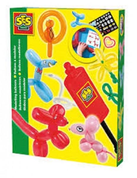 SES-Creative 00958 Ballons, modellieren