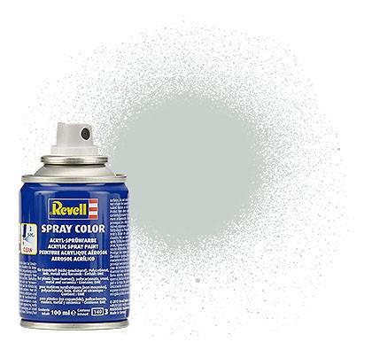 "Revell 34371 Color-Spray, ""Hellgrau"" seidenmatt - deckend (100 ml - Dose)"