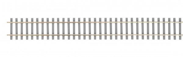"""Piko A-Gleis, 55150 H0 - Flex-Gleisstück mit Betonschwellen """"G940"""" für DC-Gleissystem"""
