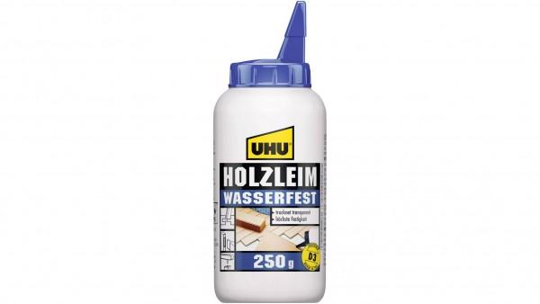 "UHU 48515 UHU - Holzleim, ""Wasserfest"" (250 g - Flasche)"