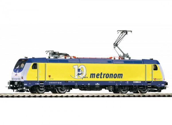 Piko 59045 H0-AC-Elektrolokomotive BR 146.2, Ep. VI, eingestellt bei der Metronom