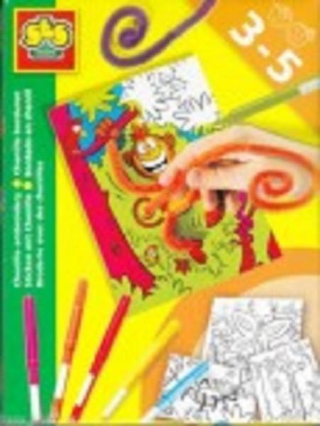 SES-Creative 01023 Sticken mit Chenille