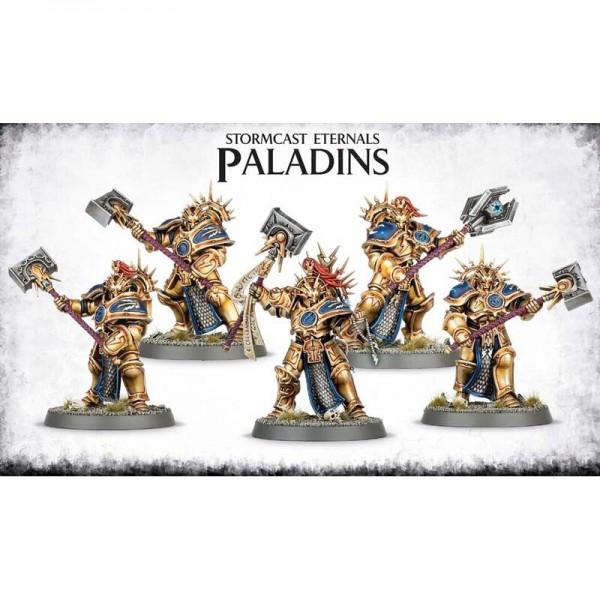 Games Workshop 99 12 02 18 005 Stormcast Eternals Paladins (Protectors, Decimators, Retributors)