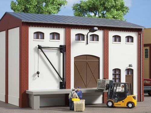 Auhagen 80719 H0-BauKastenSystem / Bauteile: Wand 2410I,Wände 2410J & Wände 2410L geputzt