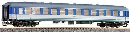 Tillig 13502 TT-Reisezugwagen 2. Klasse Ep. V, eingestellt bei der FS
