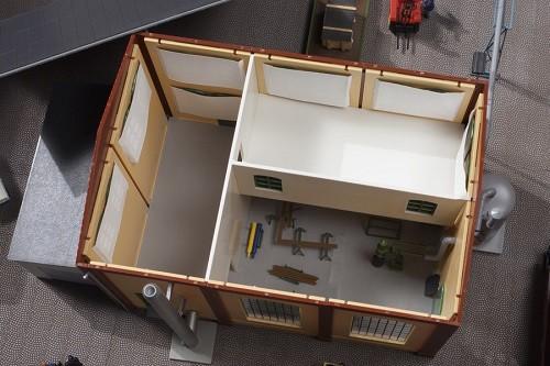 Auhagen 80351 H0-BauKastenSystem / Bauteile: Innenwände