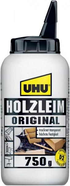 "UHU 48575 UHU - Holzleim, ""Original"" (750 g - Flasche)"