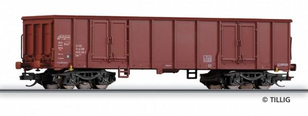 Tillig 15248 TT-Offener Drehgestell-Güterwagen Ep. VI, eingestellt bei der A-ÖBB