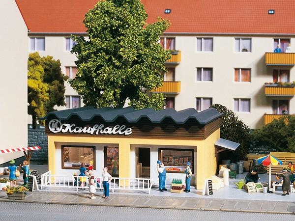 "Auhagen 11406 H0-Modellbausatz, ""Kaufhalle"""