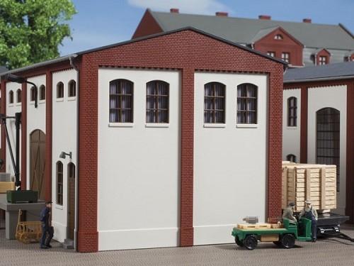 Auhagen 80721 H0-BauKastenSystem / Bauteile: Wände 2410K geputzt