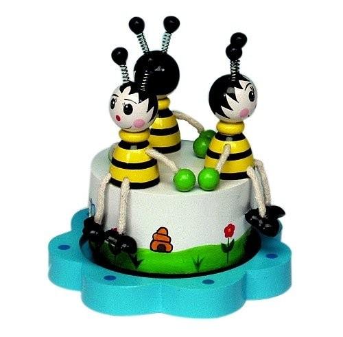 Spieluhr, Art.No. 43725, Bienen