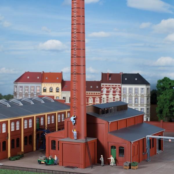 Auhagen 11432 H0-Modellbausatz, Schornstein