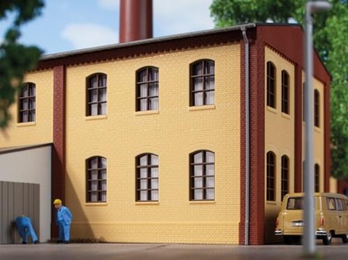 Auhagen 80614 H0-BauKastenSystem / Bauteile: Wände 2324F gelb