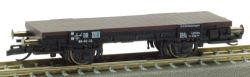 PSK 1743 TT-Flachwagen Ep. III, eingestellt bei der DR