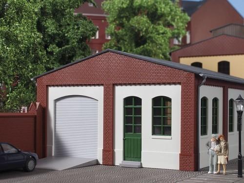 Auhagen 80716 H0-BauKastenSystem / Bauteile: Wände 2390G und Wände 2390H geputzt
