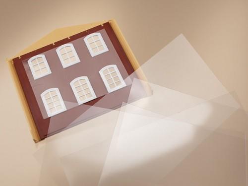 Auhagen 80211 H0-BauKastenSystem / Bauteile: Folie für Fenster