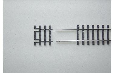 """Piko A-Gleis, 55282 H0 - Gleisschwellen für Holzschwellen - Flexgleis """"31mm"""" für DC-Gleissystem"""