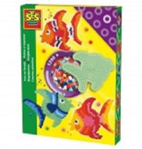 "SES-Creative 00755 Bügelperlen ""Fische"""