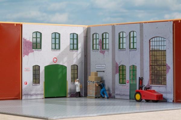 Auhagen 80353 H0-BauKastenSystem / Bauteile: Innenwände aus Karton