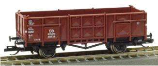 PSK 2732 TT-Offener Güterwagen Ep. III, eingestellt bei der DB
