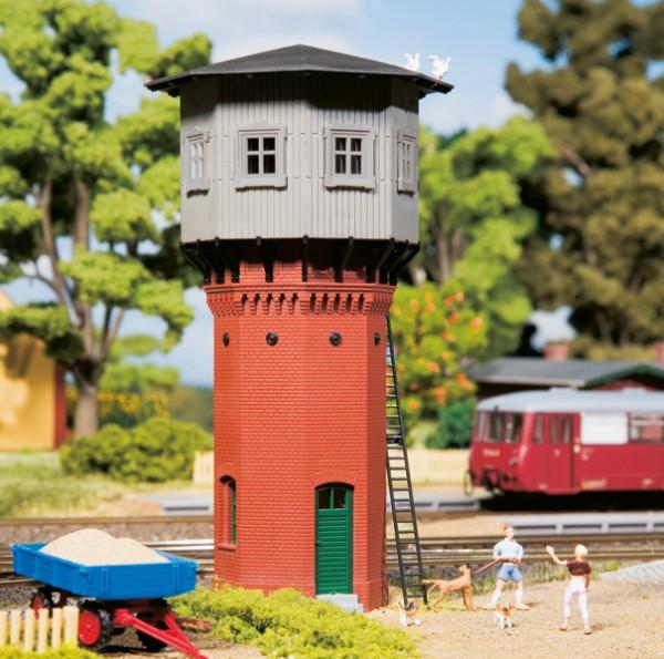 Auhagen 11412 H0-Modellbausatz, Wasserturm