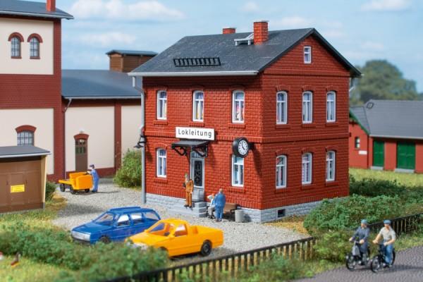 Auhagen 13287 TT-Modellbausatz, Lokleitung
