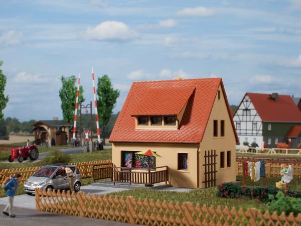 Auhagen 12237 H0/TT-Modellbausatz, Haus Elke