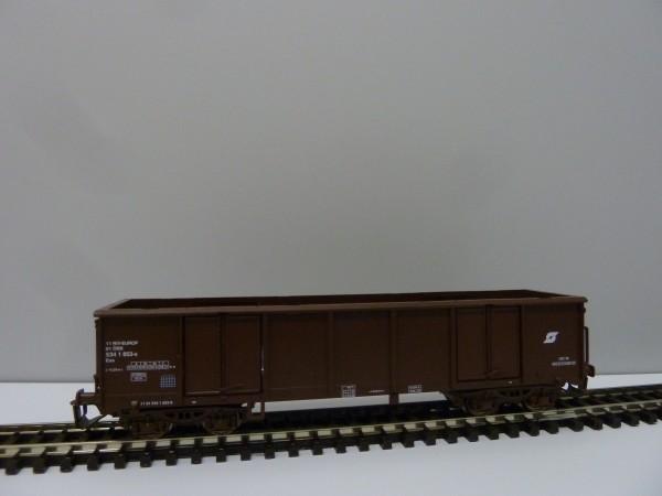 Tillig 15230 TT-Offener Drehgestell-Güterwagen Ep. IV, eingestellt bei der ÖBB
