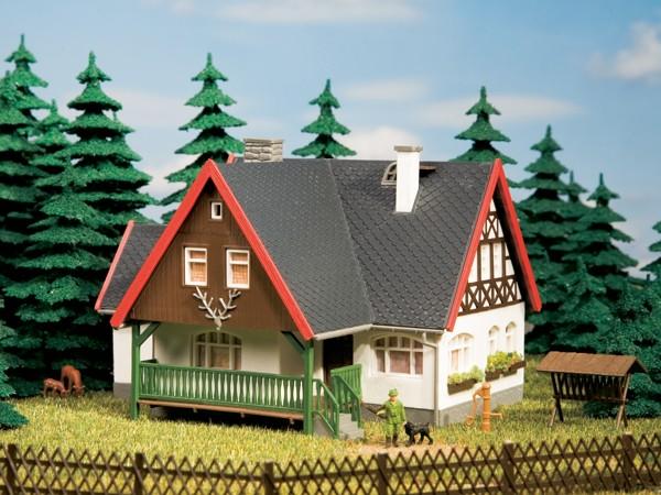 Auhagen 12225 H0/TT-Modellbausatz, Forsthaus