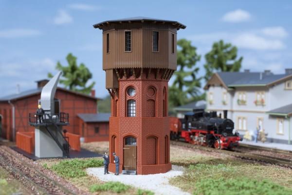 Auhagen 14476 N-Modellbausatz, Wasserturm