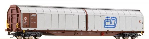 Tillig 15800 TT-Großräumiger Schiebewandwagen (vierachsig) Ep. V, eingestellt bei der CZ-CD