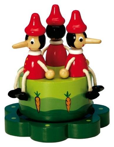 Spieluhr, Art.No. 43771, Pinocchio