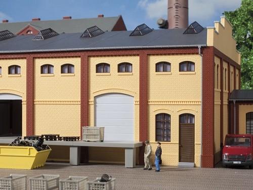 Auhagen 80620 H0-BauKastenSystem / Bauteile: Wand 2410A, Wände 2410B und Wände 2410D gelb