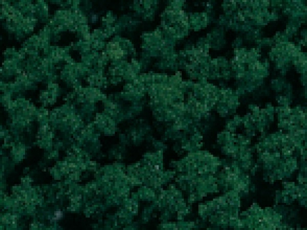 Auhagen 76654 H0/TT/N/0/G 400ml-Schaumflocken, dunkelgrün (grob)